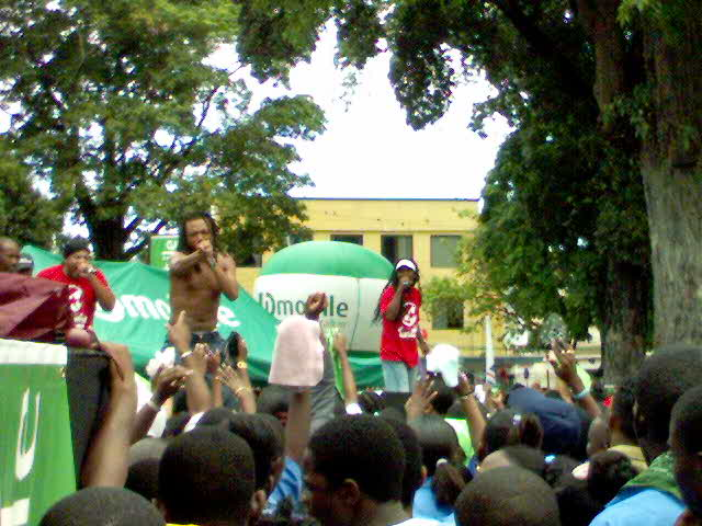 soca in b square - machel & xtatik